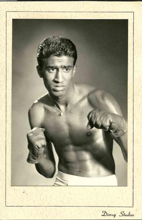 LOUIS JOSHUA SA BANTAMWEIGHT CHAMPION 1956