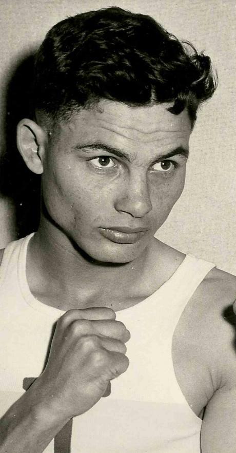 Len Leisching 1954
