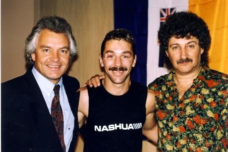 Moolman, Brian Mitchell, Rodney Berman