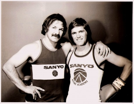 PIERRE FOURIE AND BUSHY BESTER