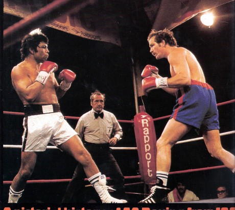 PIERRE FOURIE VS VICTOR GALENDEZ .