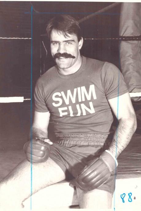 Pierre Coetzer swim fun