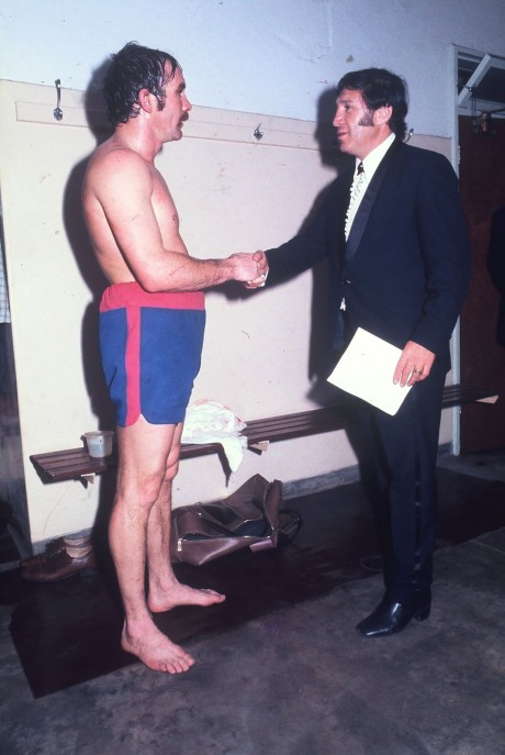 Pierre Fourie and Willie Toweel
