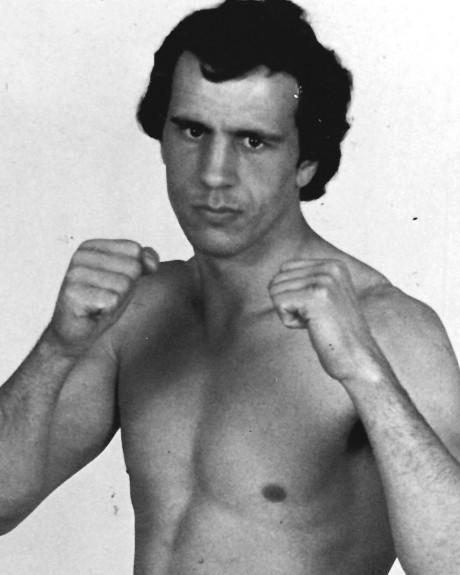 Piet Crous WBA Junior Heavyweight Champion 1 Dec 1984