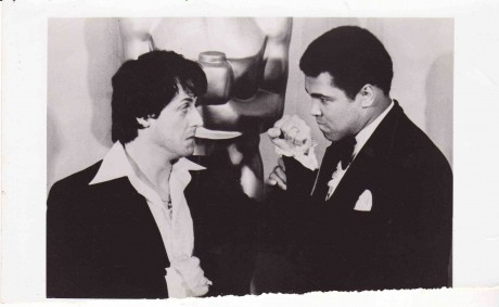 Sly and Ali