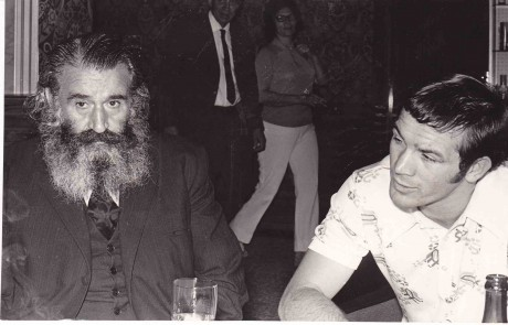 TONY FARAH AND PIERRE COETZEE