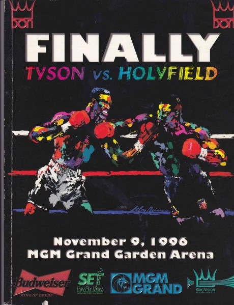 TYSON VS HOLIFIELD