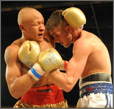 Emperors Boxing November 2010
