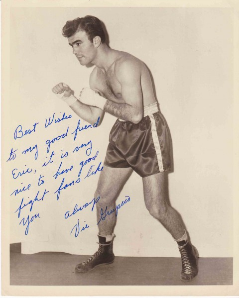 Boxers Autographs Archives | Page 8 of 9 | African Ring