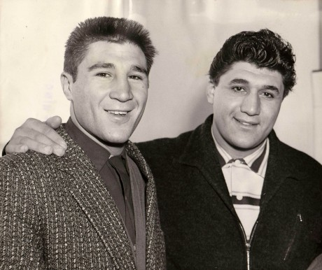 Willie Toweel and Alan Toweel copy