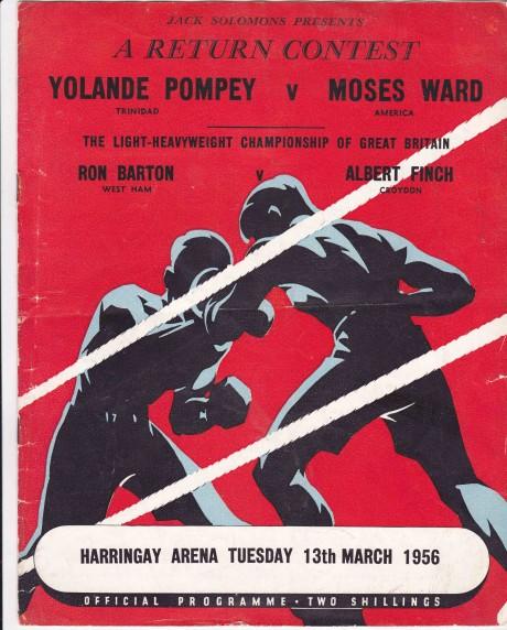 YOLANDE POMPEY VS MOSES WARD