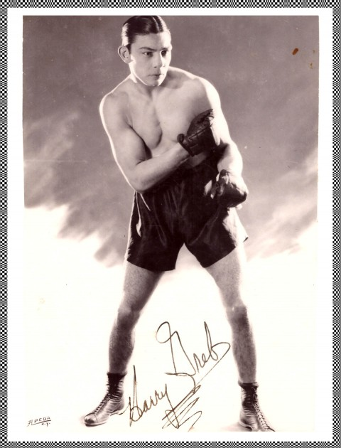 Harry Greb -- African Ring