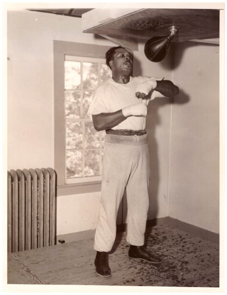 Archie Moore World Champion