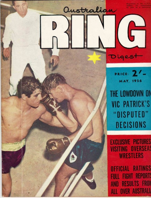Australian Ring Digest May 1956 - African Ring