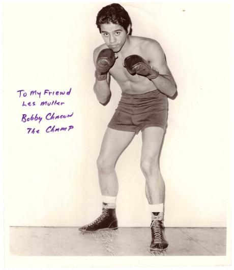 Bobby Chacun World Champion