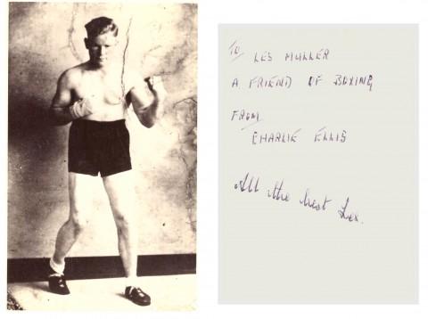Charlie Ellis 193--1951 - African Ring