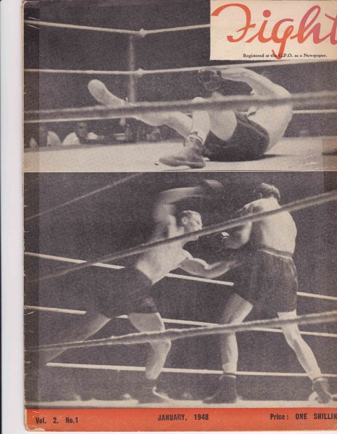 Fight January 1948 - African Ring