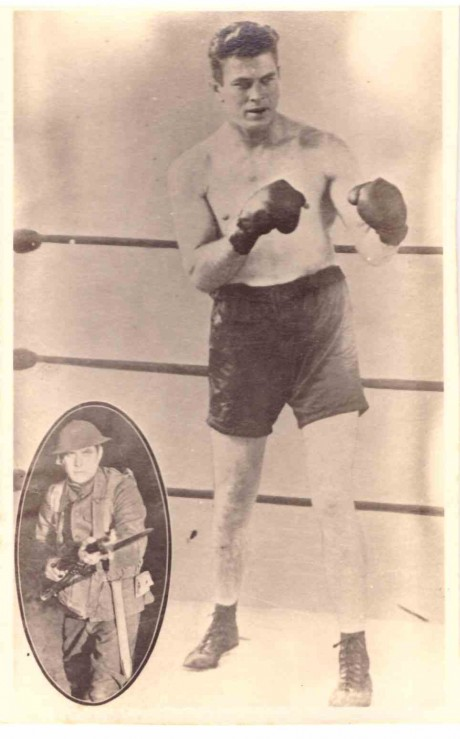 Gene Tunney Vintage photo