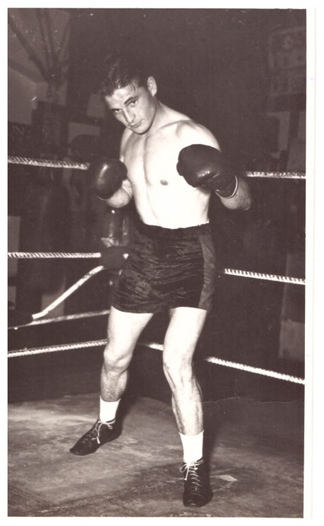 George Banes Australia 1946-1962