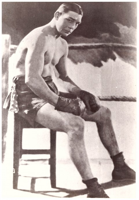 Harry Greb - African Ring