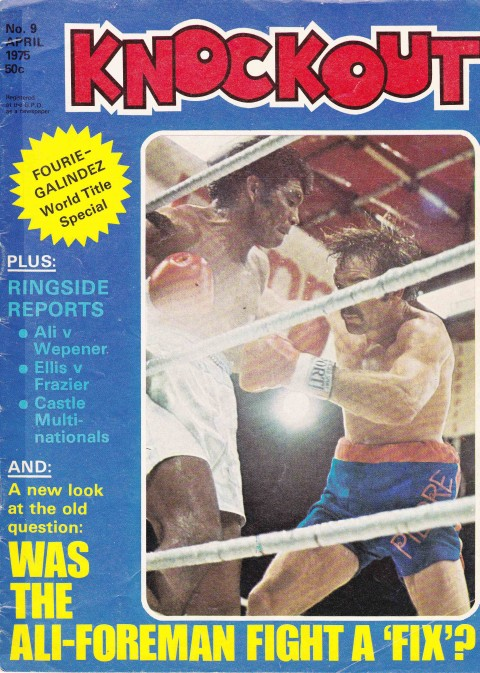 Knockout April 1975 - African Ring