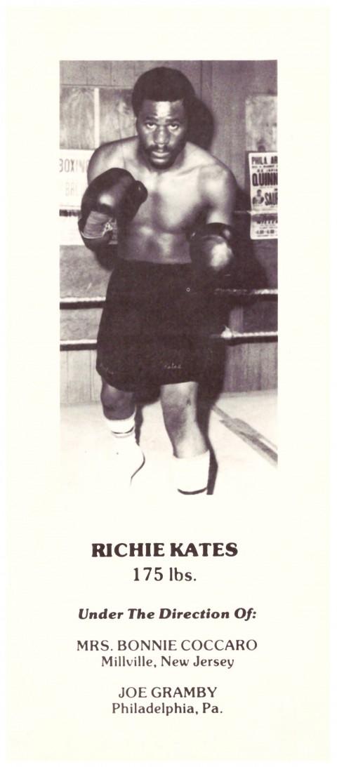Richie Kates - African Ring