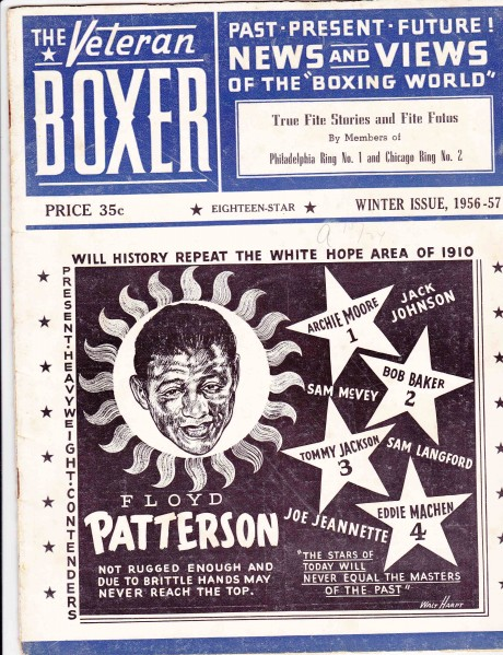 The Veteran Boxer 18 Star Issue 1956