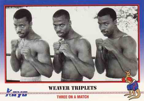 Weaver_Triplets - African Ring