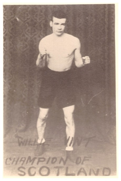 Willie Vint Scotland 1929-1939