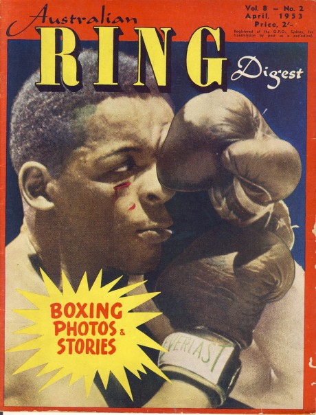 Australian Ring Digest April 1953