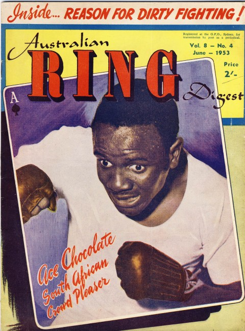 Australian Ring Digest June 1953 - African Ring