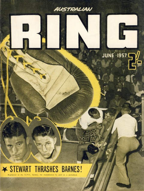 Australian Ring Digest June 1957 - African Ring