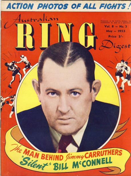 Australian Ring Digest May1953 Bill McConnell