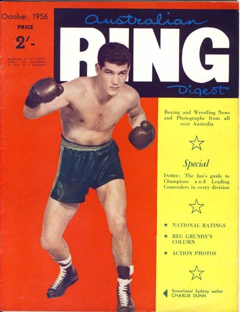 Australian Ring Digest October - African Ring
