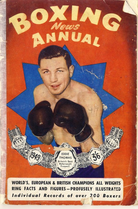 Boxing News Annual and Record Book 1949