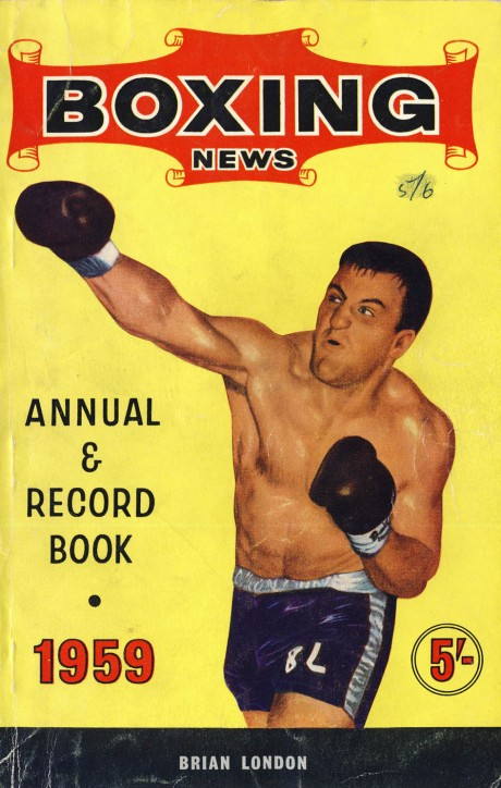Boxing News Annual and Record Book 1959