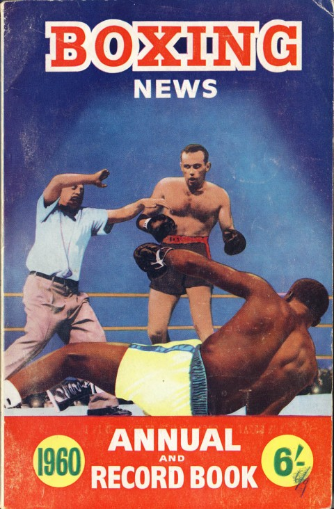 Boxing News Annual - African Ring