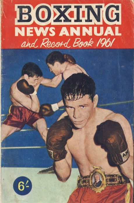 Boxing News Annual and Record Book 1961