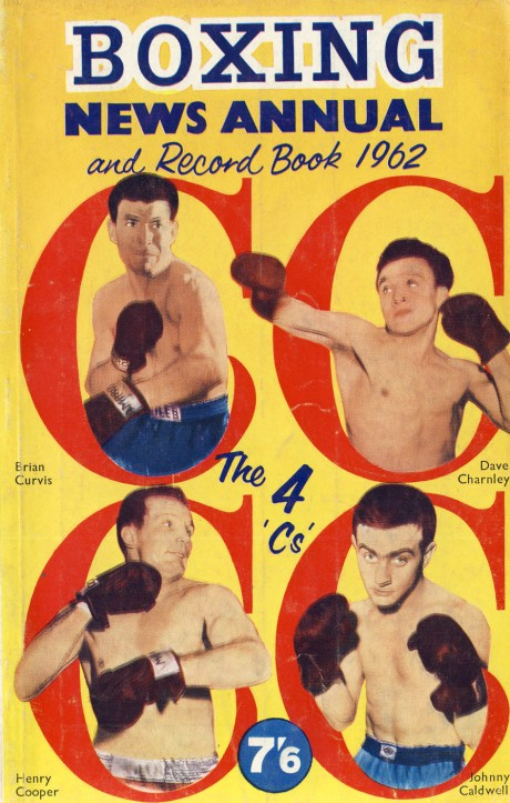 Boxing News Annual and Record Book 1962