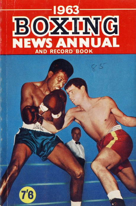 Boxing News Annual and Record Book 1963