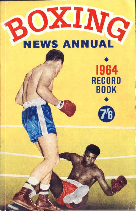 Boxing News Annual and Record Book 1964