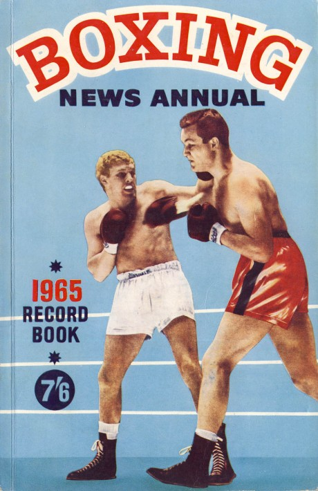 Boxing News Annual and Record Book 1965