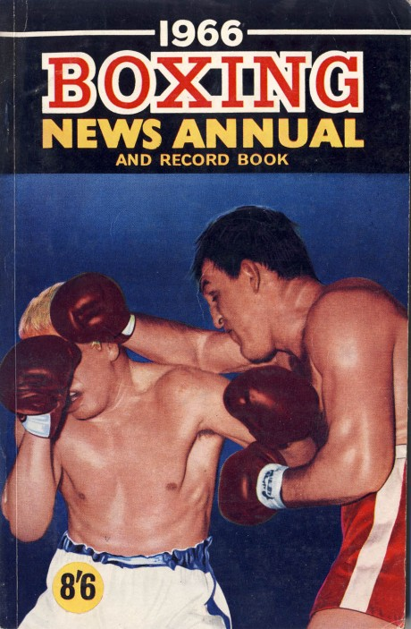 Boxing News Annual and Record Book 1966