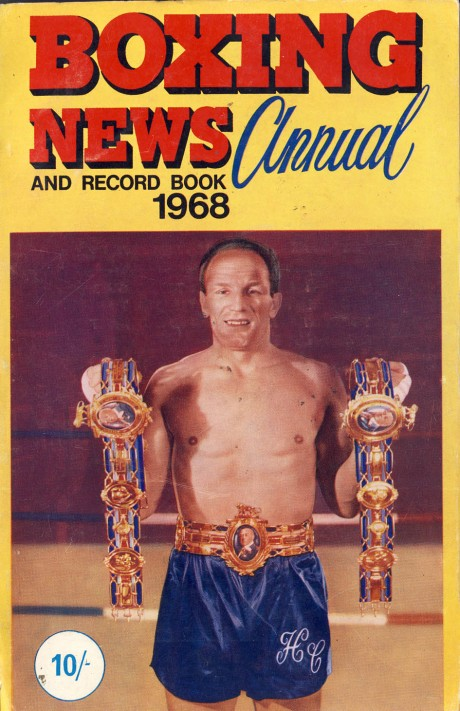 Boxing News Annual and Record Book 1968