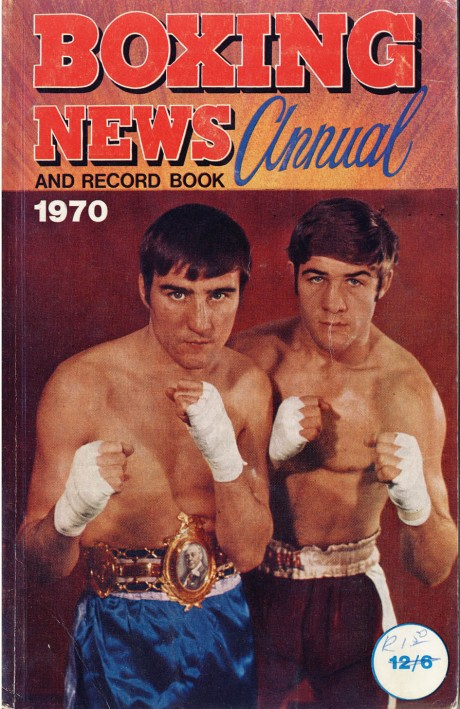 Boxing News Annual and Record Book 1970