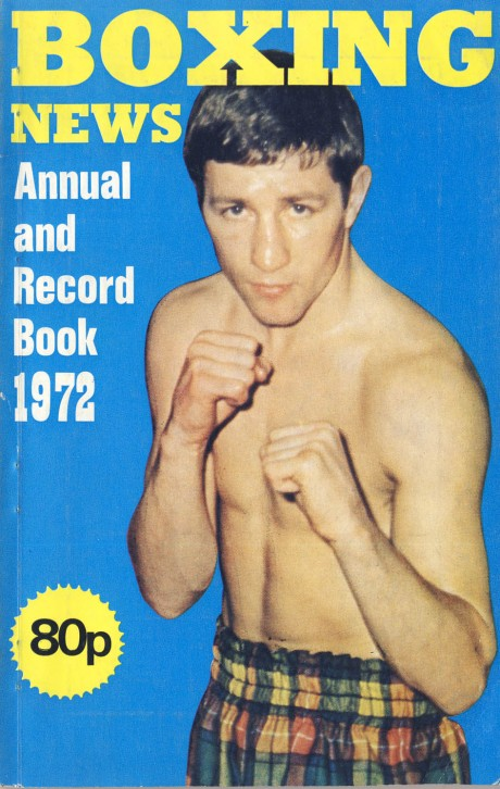 Boxing News Annual and Record Book 1972