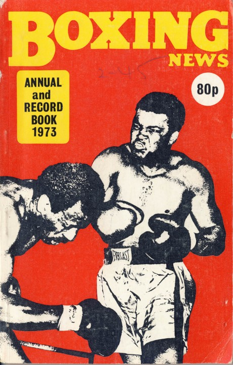 Boxing News Annual and Record Book 1973