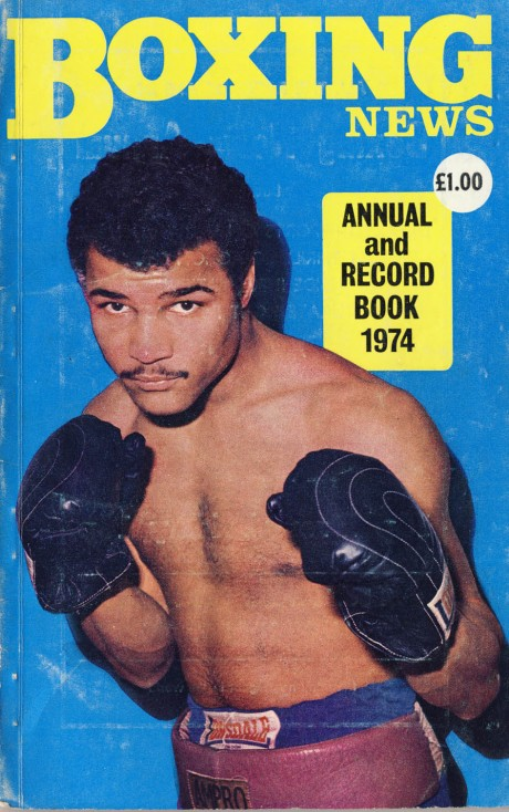 Boxing News Annual and Record Book 1974