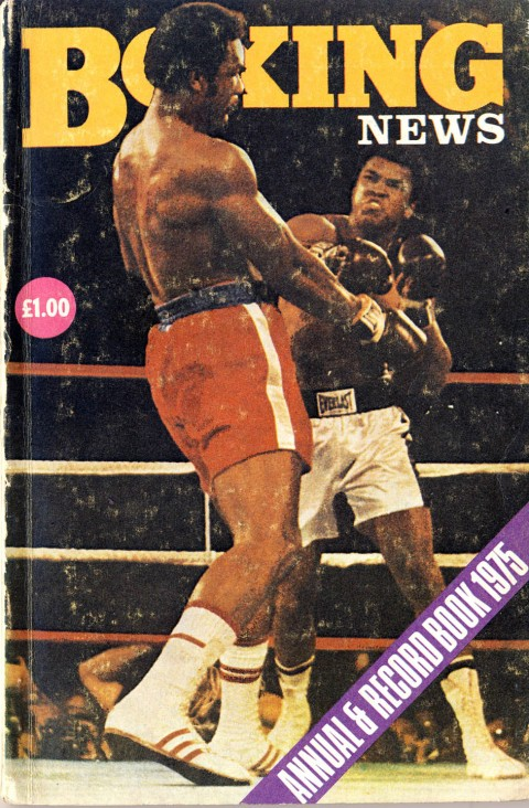 Boxing News Record Book - African Ring