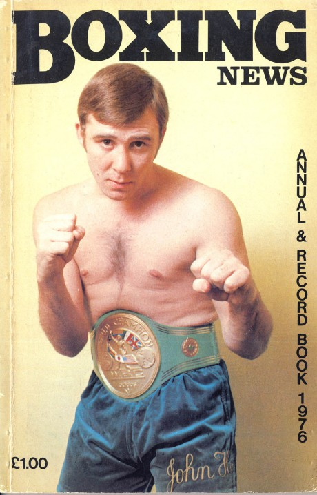 Boxing News Annual and Record Book 1976